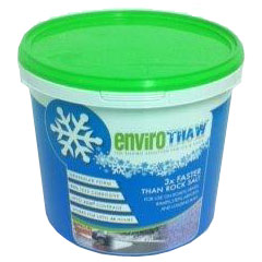 Enviro thaw - a greener alternative to rock salt
